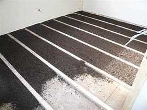 Isolation Phonique Parquet : 14 11 2007 enfin du bois on va le faire ~ Premium-room.com Idées de Décoration