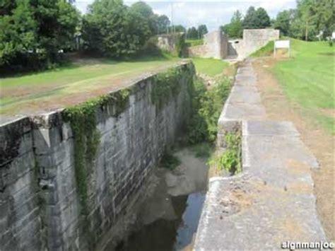 lockington  abandoned canal locks  lockington