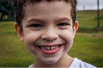 Kid Health Oral Smiling Being Well