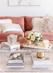 Sydne, Style, Shows, How, To, Style, A, Coffee, Table, For, Glam, Halloween, Decor