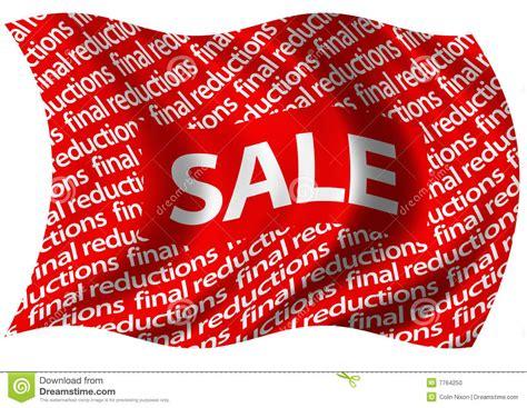 Final Reductions Sale Flag stock illustration ...