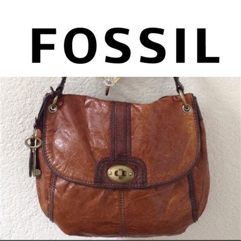 fossil fossil long  vintage maddox purse  ms