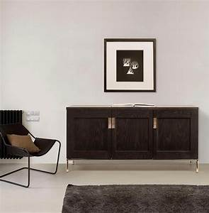 Soft Close Türen : woodman sideboard parlan mit drei holzt ren und anschlagd mpfern sowie soft close funktion ~ Buech-reservation.com Haus und Dekorationen
