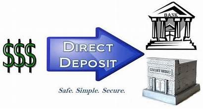 Clipart Deposit Clip Direct Bank Fellowship Misfit