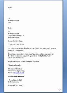 Mba Cover Letter Sample Job Cover Letter Format