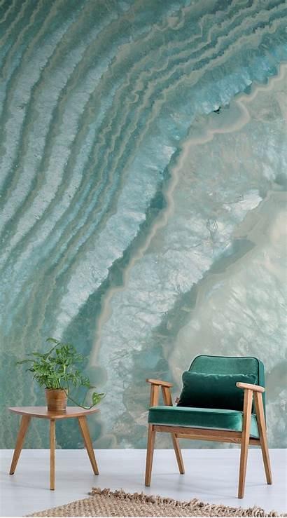 Living Murals Mural Agate Muralswallpaper Celeste Ireland