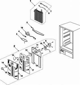 Samsung Refrigeration Refrigerator Door Parts
