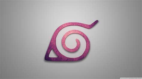 naruto konoha symbol  hd desktop wallpaper   ultra