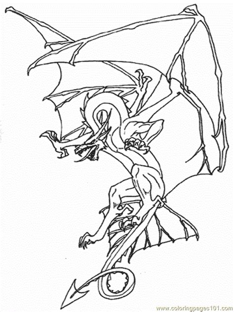 dragon cartoon  coloring page  dragon ball  coloring pages coloringpagescom