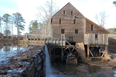 Yates Mill Wikipedia