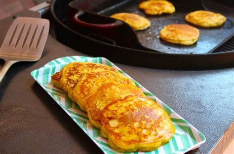 griddle grilled corn cakes fresh corn   finest