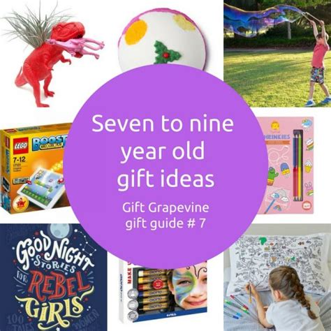 7 year old gift guide seven to nine year gift ideas gift grapevine gift guide 2017