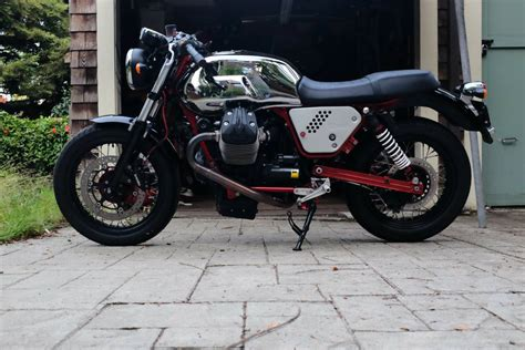 2013 moto guzzi v7 racer specs price cycle blue book