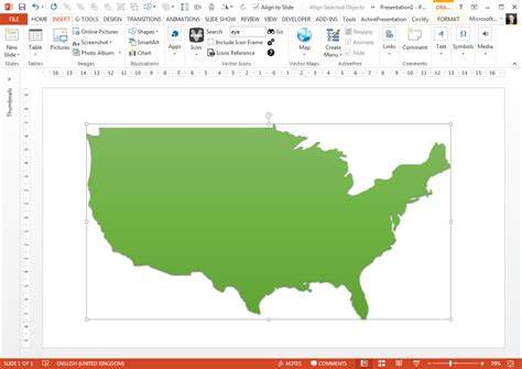 Area Of A Powerpoint Freeform Shape With Vba