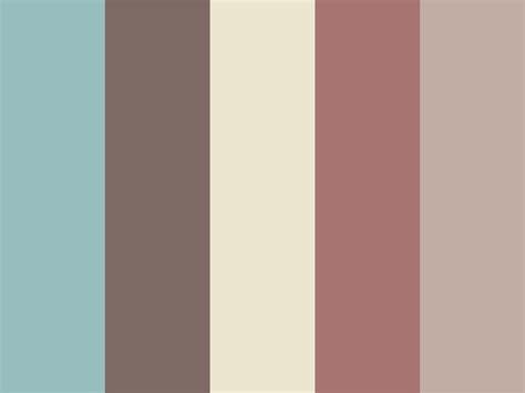 muted cotton by ivy21 aqua blue brown chocolate