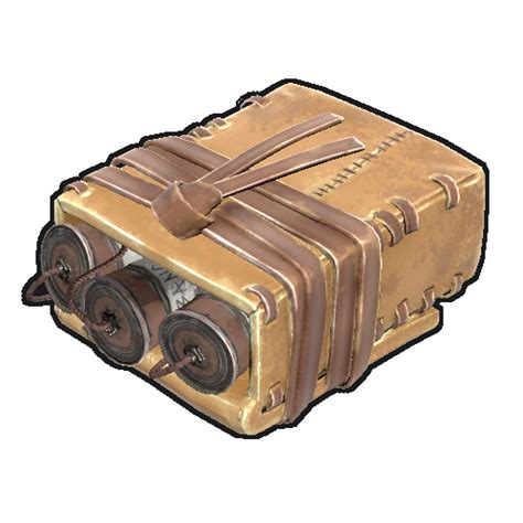 satchel charge rust explosive c4 raiding wall guide wood wiki damage sheet raid metal much many does facepunch wikia powered