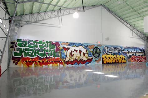 high  residential graffiti man cave graffiti usa