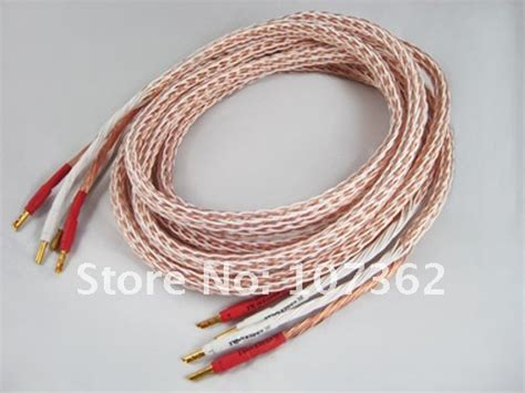 new 2 x 8 kimber 4tc speaker cables photo 1158901 us kimber kable 8tc audio speaker cable 2 5m in audio