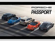 Porsche Passport lets you rent 22 different cars for