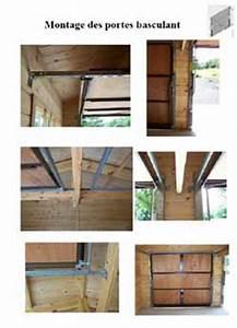 Montage Porte De Garage : notice et explication de montage des garages en bois ~ Dailycaller-alerts.com Idées de Décoration