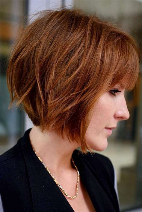 Layered Bob Hairstyles For Hair by 27 Layered Bob Hairstyles For Volume And Dimension