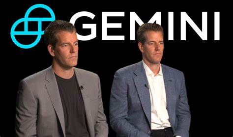 The winklevoss twins made their billions by their investment in bitcoin. Winklevoss Twins Want to Take Gemini Public, Following Coinbase's Suit • PumpMoonshot