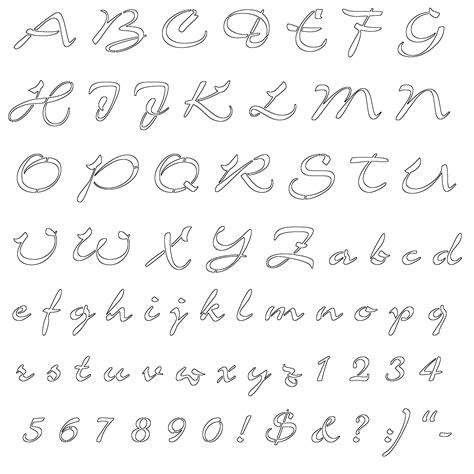 letter  number stencils graduation pinterest  printable alphabet letters print