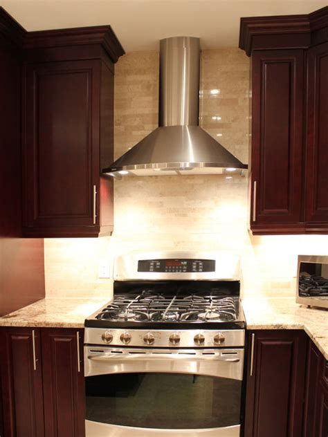 Build It Yourself Kitchen: Oven and Hood fan   Traditional