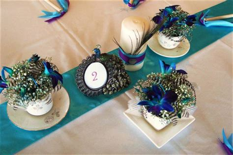Peacock Themed Wedding Ideas  Do It In Style