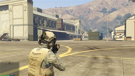 Marine Outfit (MP Freemode Male) - GTA5-Mods.com