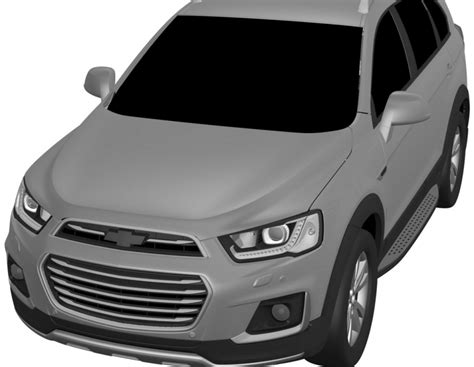 Chevrolet Captiva Hd Picture by 2018 Chevrolet Captiva Front Hd Pictures New Car