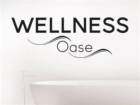 wandtattoo wellness oase wandtattoo schlichte wellness oase klebeheld 174 de