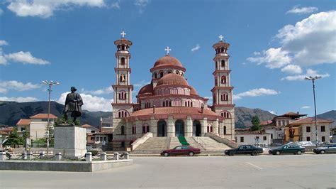 Korça, Albania