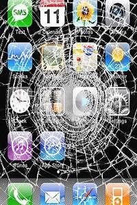 Broken iphone screen wallpaper (37 Wallpapers) – Adorable ...