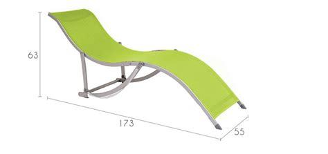 chaise longue vert anis chaise longue vert anis 3 transat jardin pas cher uteyo