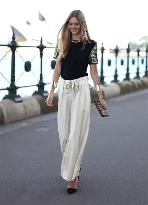 What Do You Think About PALAZZO PANTS? u2013 The Fashion Tag Blog