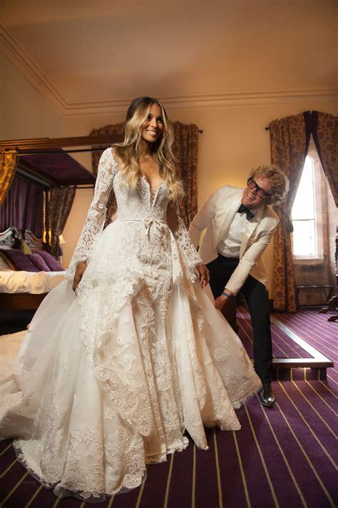 celebrity wedding dresses  remember