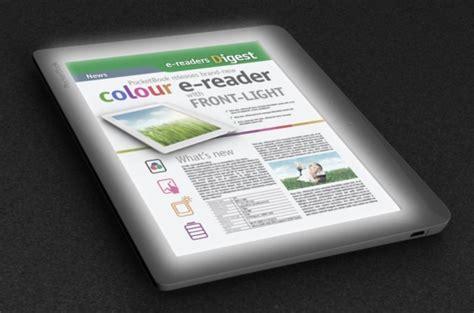 color e reader pocketbook to launch front lit color e ink ereader in 2013
