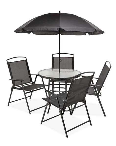 Garden Table And Chairs With Umbrella by Garden Table With Umbrella And 4 Chairs In Stockport