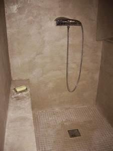 douche a l39italienne mosaique douche a l39italienne banc With mosaique salle de bain italienne