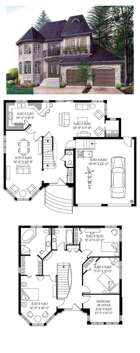 floor plans sims images  pinterest house