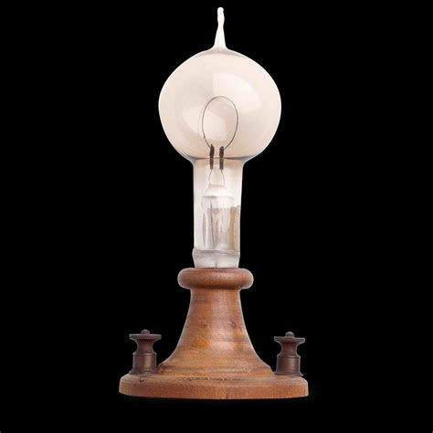 Light Bulb History Facts Decoratingspecialcom