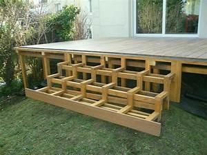 Escalier Extérieur En Bois : awesome faire un escalier de jardin en bois pictures ~ Dailycaller-alerts.com Idées de Décoration