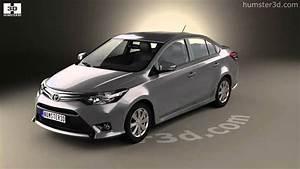 Toyota Yaris Sport : toyota yaris se plus sport sedan 2014 3d model by youtube ~ Medecine-chirurgie-esthetiques.com Avis de Voitures