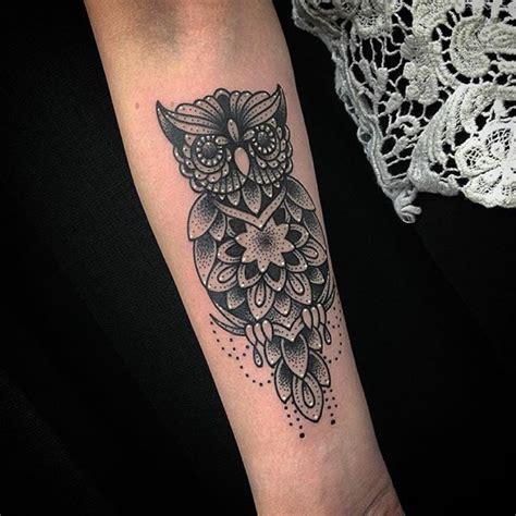 Signification Hibou Tatouage Tatouage Hibou Signification