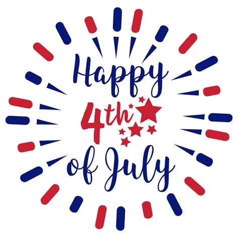 Images Of 4th Of July Happy 4th Of July Svg Freebie Free Fourth Of July Svg