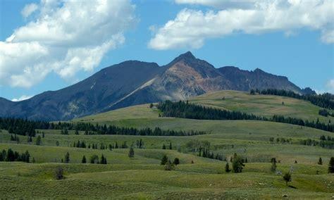 electric peak  yellowstone alltrips