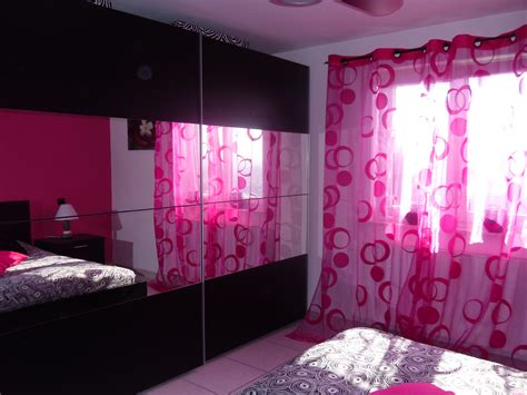 awesome chambre grise et fushia contemporary lalawgroup