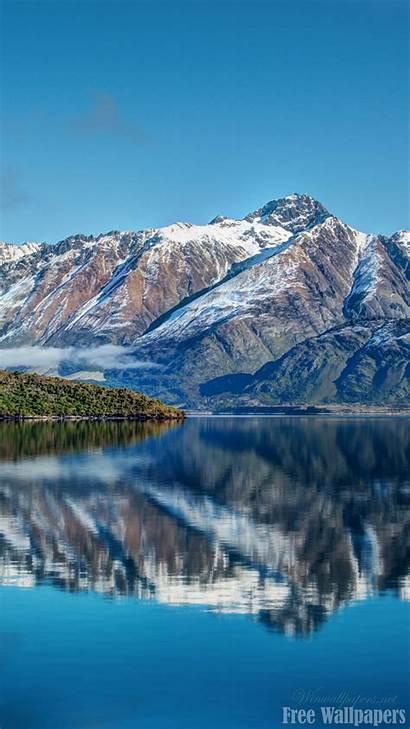Iphone Wallpapers Lake Zealand 4k Landscape Road