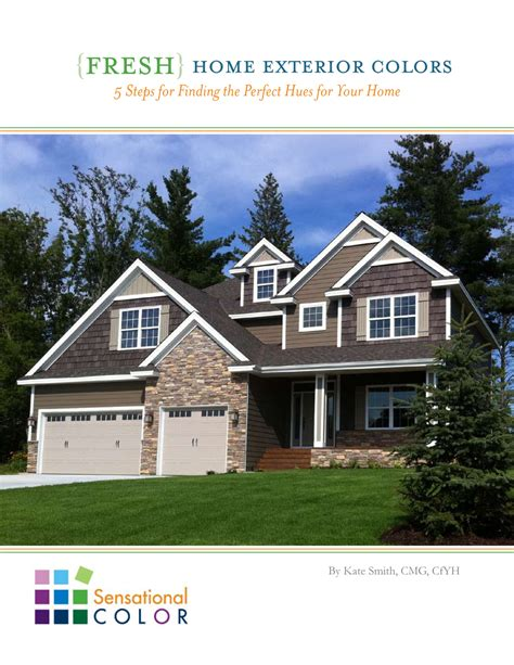 Five Trends Impacting Home Exterior Colors And Materials